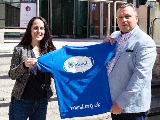 Growth Partners backs mental health charity, Mind