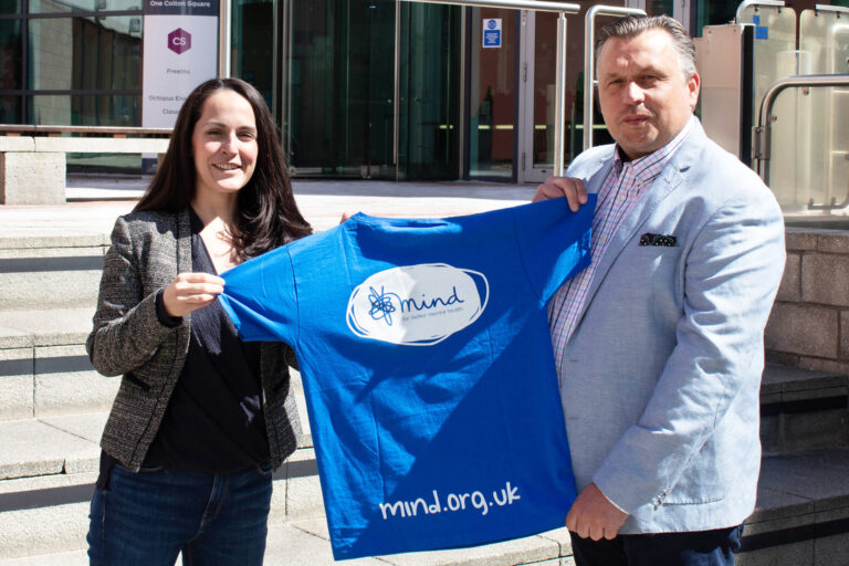 Growth Partners backs mental health charity, Mind