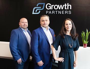 Growth Partners senior management team