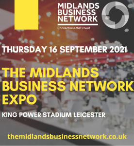 Midlands Business Expo at King Power