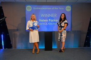 Winner of Businesswoman of the Year